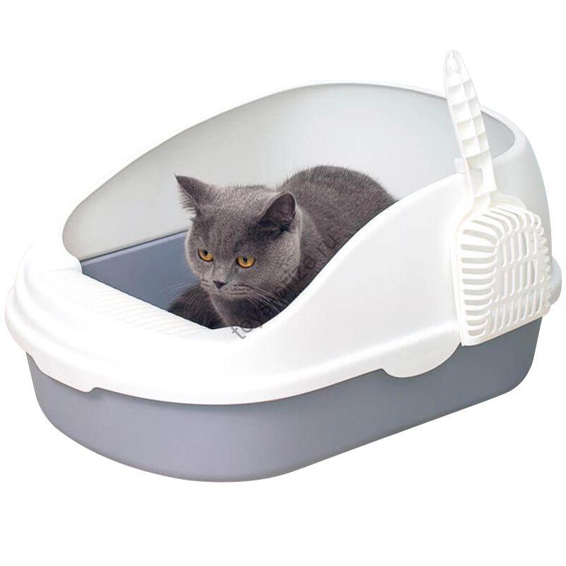Лоток для кошек Xiaomi Semi-open Cat Litter