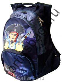 50607 ВР Рюкзак школьный детский (ортопедический)