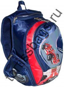 50603 ВР Рюкзак школьный детский (ортопедический)