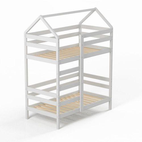 Кровать Classic Сосна Двухэтажная