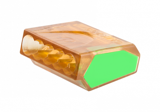 Клемма самозажимная 5-проводная TR-01-05 10шт в упаковке