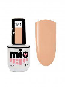 MIO гель-лак для ногтей 151, 10 ml