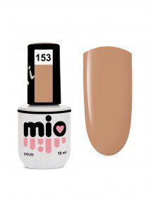 MIO гель-лак для ногтей 153, 10 ml