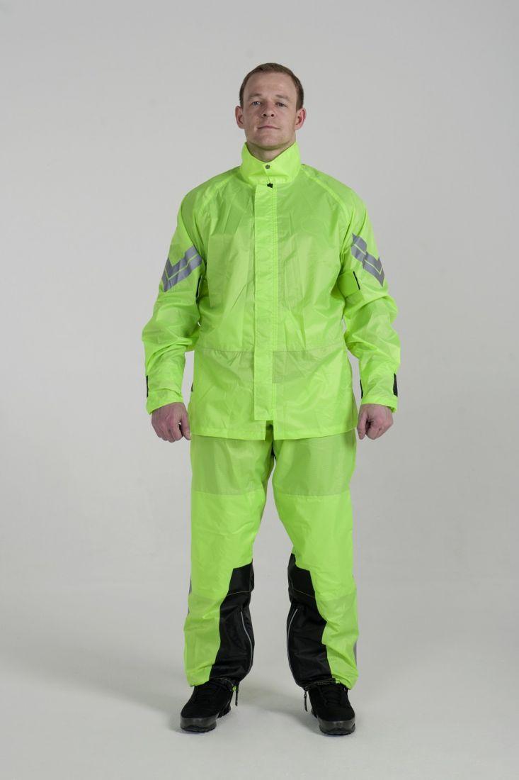 Мотодождевик Hyperlook Titan Green