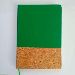 блокноты с пробковой обложкой