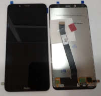 LCD (Дисплей) Xiaomi Redmi 7A (в сборе с тачскрином) (black) Оригинал