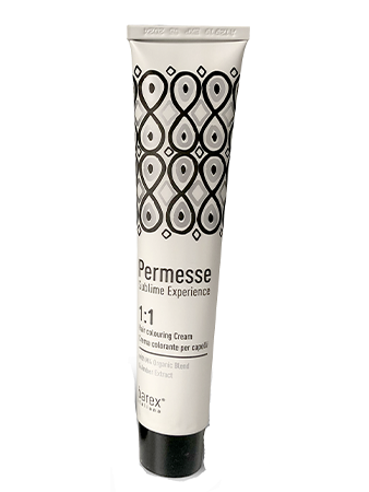 Barex Permesse крем - краска c экстрактом Янтаря 3.0 Темный каштан натуральный (новый дизайн)