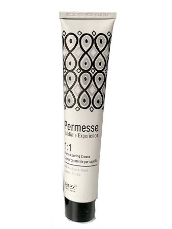 Barex Permesse крем - краска c экстрактом Янтаря 1.1 Черно-синий (новый дизайн)