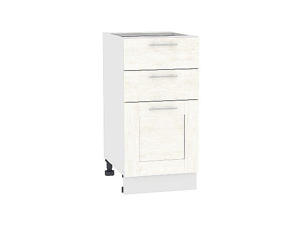 Шкаф нижний Лофт Н403 (nordic oak)
