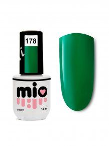 MIO гель-лак для ногтей 178, 10 ml