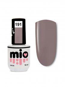 MIO гель-лак для ногтей 191, 10 ml