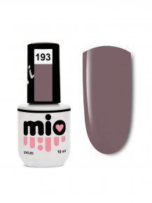 MIO гель-лак для ногтей 193, 10 ml