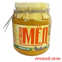 "Алтайский мёд ""Таёжный дар"" 500г"