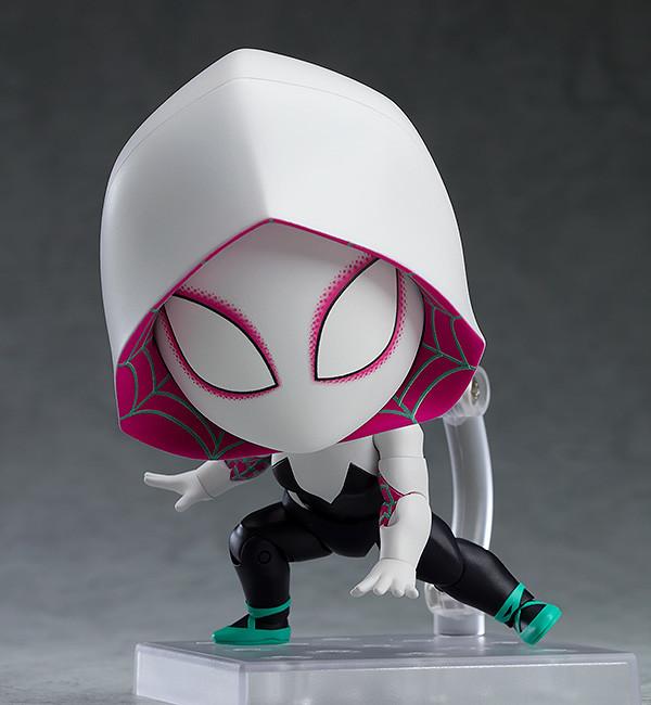 Nendoroid Spider-Gwen Spider-Verse Ver.