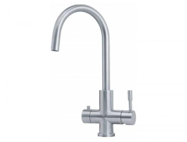 Смеситель для кухни (мойки) FRANKE Eos Clear Water однорычажный 120.0179.979