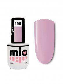 MIO гель-лак для ногтей 196, 10 ml