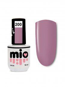 MIO гель-лак для ногтей 200, 10 ml