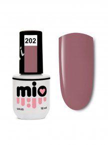 MIO гель-лак для ногтей 202, 10 ml