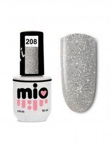MIO гель-лак для ногтей 208, 10 ml