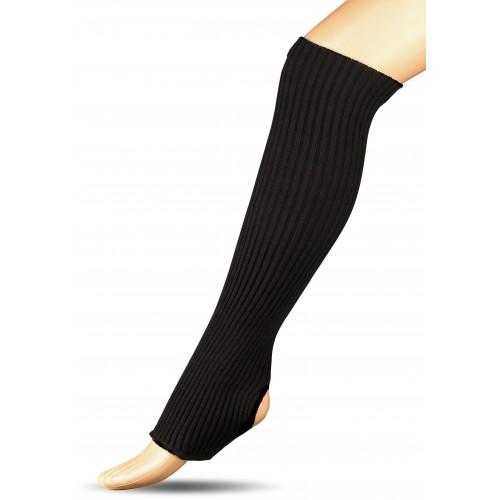 Гетры для гимнастики и танцев (шерсть) СН1 черные