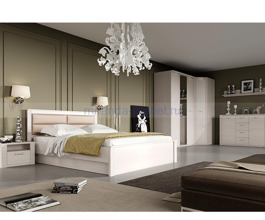 Модульная спальня Элана (композиция 1)