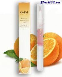 Масло для кутикулы O.P.I апельсин