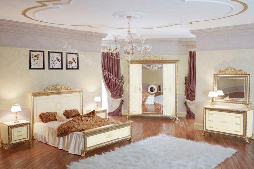 """Стол туалетный с короной """"Версаль"""" СВ-07"""