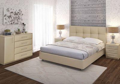 Кровать Promtex Orient Бекки Сонте с ПМ