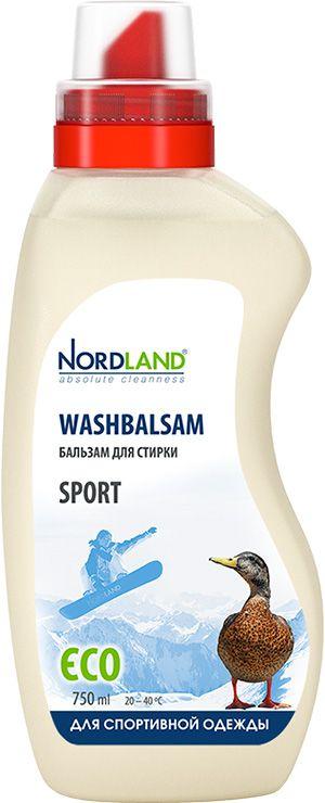 Nordland Бальзам для стирки спортивной одежды, 750 мл