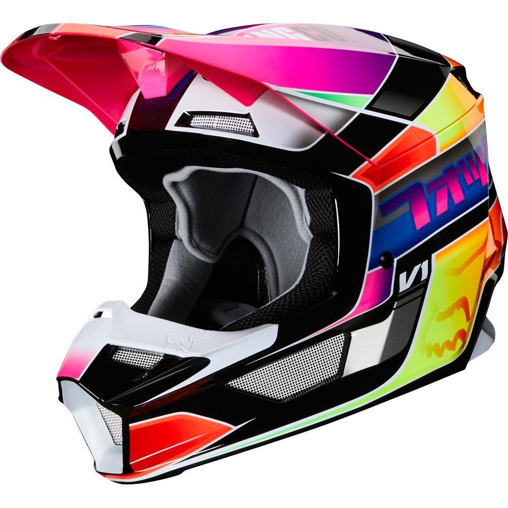 Fox V1 Yorr Youth Multi шлем подростковый