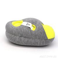 Подушка для сна на работе Napping Pillow, Желтый