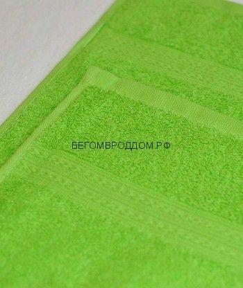 Махровое полотенце 70*140, Салатовый