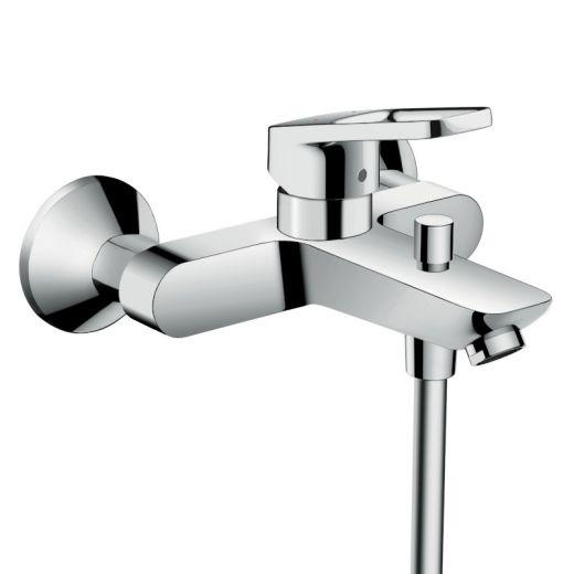 Смеситель для ванны HansGrohe HG Logis Loop ВМ хром