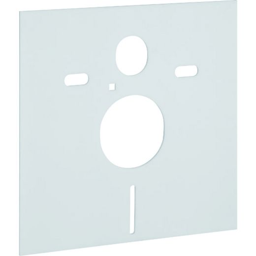 Звукоизоляция Geberit для подвесного унитаза