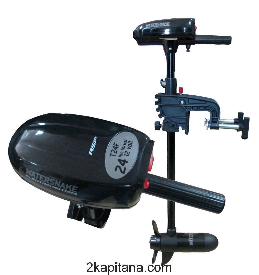 Лодочный электромотор WaterSnake FWT 24 TH / 26