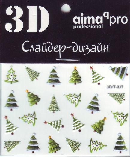 3D Слайдер-дизайн aimaqPRO 3D/T237 новый год