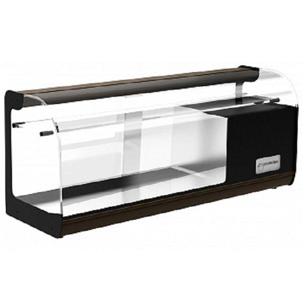 Витрина холодильная Полюс Bar A37 SM 1,0-11 (ВХСв-1,0 XL Сarboma)