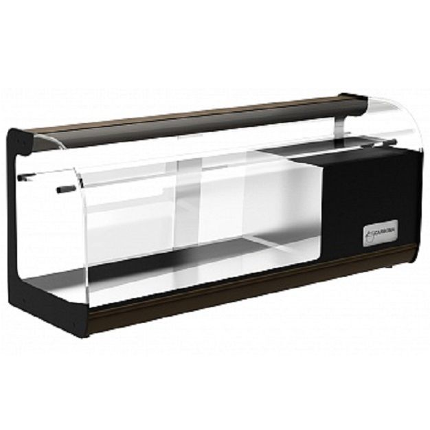 Витрина холодильная Полюс Bar A37 SM 1,5-11 (ВХСв-1,5 XL Сarboma)
