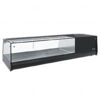 Витрина холодильная Полюс Cube Bar AC37 SM 1,5-1 (ВХСв-1,5 Сarboma Cube)