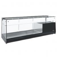 Витрина холодильная Полюс Cube Bar AC37 SM 1,0-11 (ВХСв-1,0 XL Сarboma Cube)