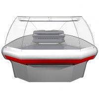 Витрина холодильная Полюс Bavaria G110 VM-5 (ВХСу-1ш Carboma G110 внешний 90 (динамика))