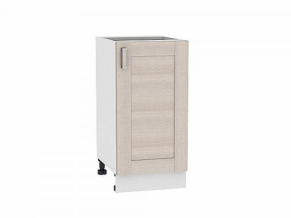 Шкаф нижний Лофт Н400 (Cappuccino Veralinga)