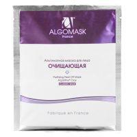 Альгинатная маска очищающая для лица ALGOMASK, саше 25 г
