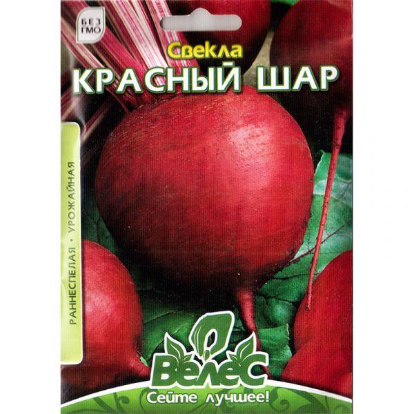 """""""Красный шар"""" (15 г) от ТМ """"Велес"""""""