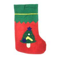 """Новогодний носок для подарков """"Ёлка"""""""