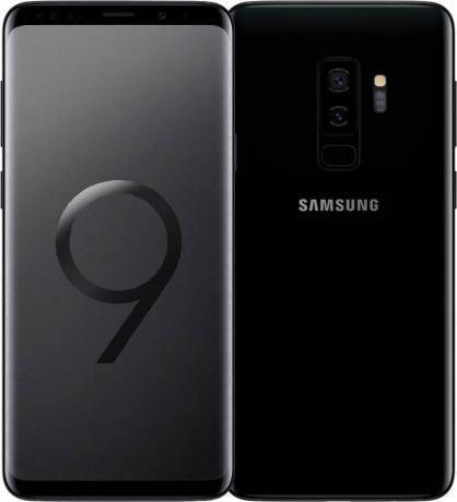 Samsung Galaxy S9 Plus 64GB SM-G965FD (Midnight Black) DUOS