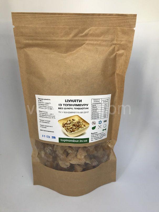 Цукаты из топинамбура , 250 грамм