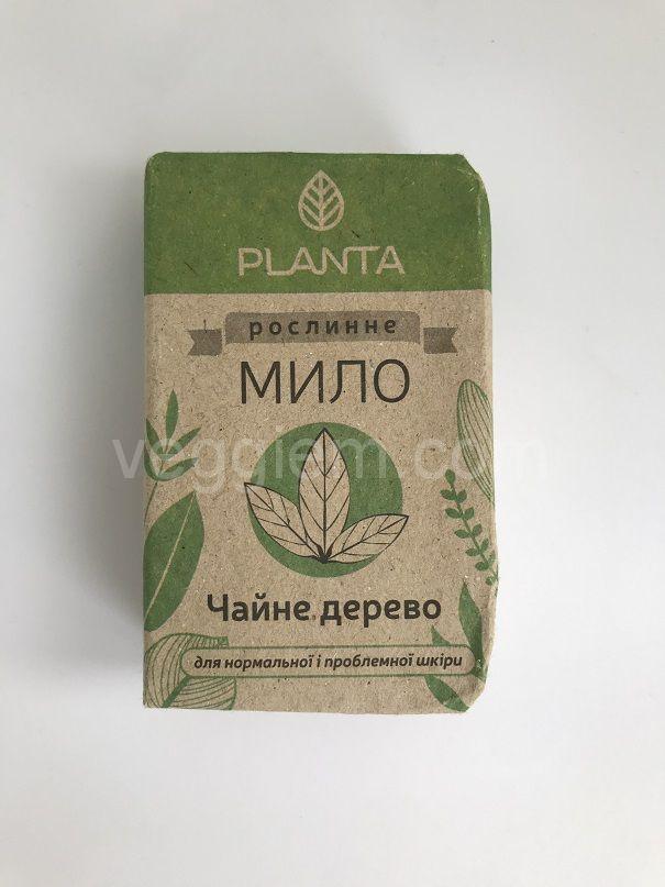 Мыло Чайное дерево Planta