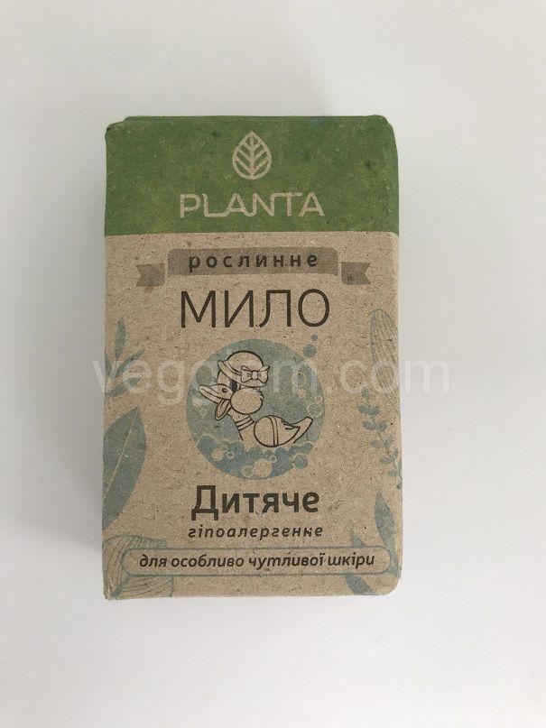Детское мыло Planta, hand made