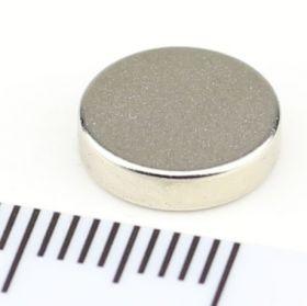 Магнит неодимовый диск 10х2 мм